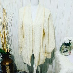 Vintage 90's Sideffects Oversized Cardigan